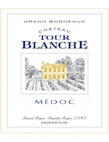 Château Tour Blanche 2012