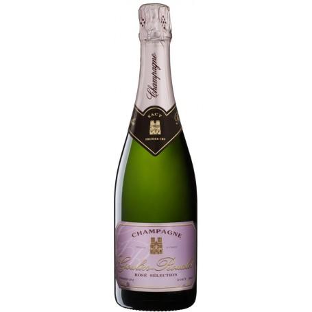 Champagne Goulin-Roualet Brut Sélection Rosé 1er Cru x6