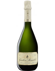Champagne Goulin-Roualet Brut Saint-Vincent Blanc de Blancs 1er Cru x6