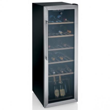 cave a vin 70 bouteilles hoover caudalies boutique de vins et champagnes ile de la r union. Black Bedroom Furniture Sets. Home Design Ideas