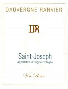 Saint-Joseph Rouge Vin Rare 2012