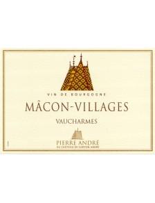"""Pierre André - Macon Villages """"Vaucharmes"""" 2013"""