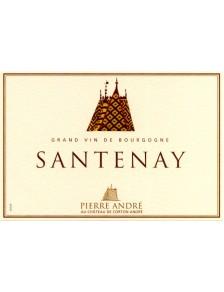 Pierre André - Santenay Rouge 2012