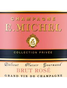 Champagne E. Michel Rosé Brut