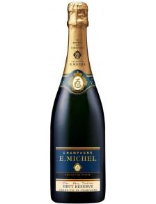 Champagne E. Michel Brut Réserve Extra x6