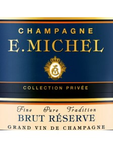 Champagne E. Michel Brut Réserve Extra MAGNUM