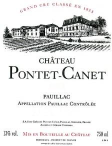 Château Pontet Canet 2005