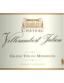 """Château Villerambert Julien """"Opéra"""" Minervois 2013"""