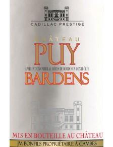 Château Puy Bardens 2011