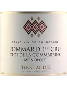 "Pommard 1er Cru ""Clos de la Commaraine"" Monopole 2012"
