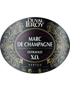 Champagne Duval-Leroy Marc de Champagne XO
