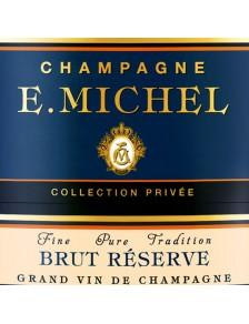 Champagne E. Michel Brut Réserve Extra (37,5cl)