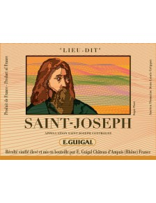 "E. Guigal - St Joseph Rouge ""Lieu-dit"" 2013"