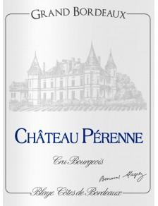 Château Pérenne 2012