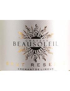 Château Beausoleil Crémant Blanc Brut Réserve