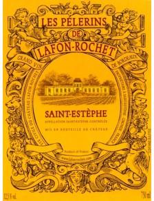 Les Pèlerins de Lafon-Rochet 2012