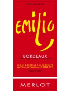 Emilio - Bordeaux Rouge 2014