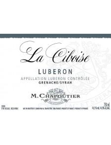 La Ciboise Lubéron Blanc 2014