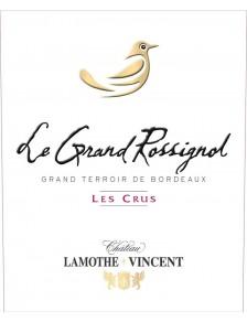 Château Lamothe-Vincent  Le Grand Rossignol 2012