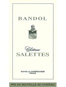 Château Salettes - Bandol Rouge 2014
