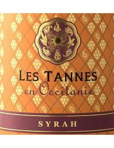 Les Tannes en Occitanie - Syrah 2015