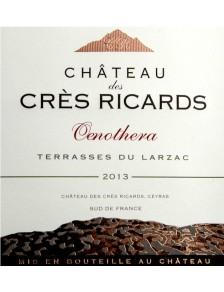 Château des Crès Ricards Oenothera 2013