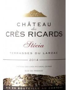 Château des Crès Ricards Stécia 2014