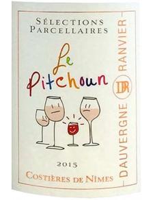 """""""Le Pitchoun"""" Costières de Nîmes Rouge 2015"""