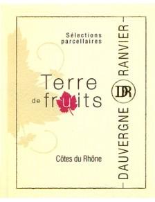 Terre de Fruits Côtes du Rhône 2013