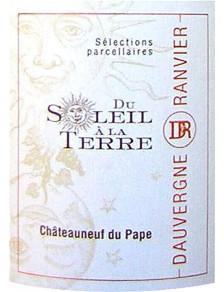 Châteauneuf-du-Pape - Du Soleil à la Terre 2012