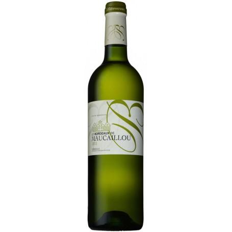 Le Bordeaux de Maucaillou Blanc 2015