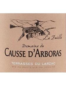 Domaine du Causse d'Arboras - La Faille 2013