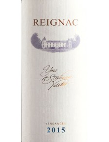 Reignac Blanc 2015