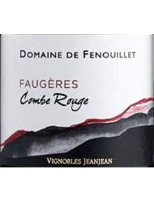 Domaine Fenouillet - Combe rouge 2014