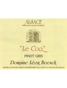 "Pinot Gris - ""Le Coq"" Bio 2015"