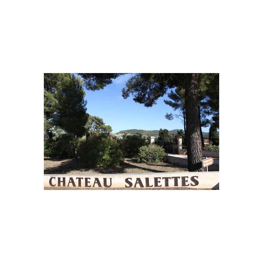 Ch U00e2teau Salettes - Ooh Salettes   Rouge 2015