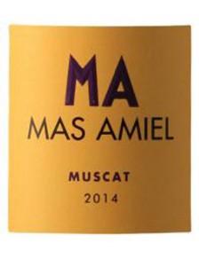 Mas Amiel - Muscat 2014