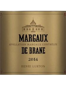Margaux de Brane 2014