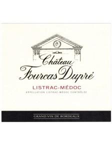 Château Fourcas Dupré 2012