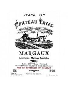 Château Tayac 2008