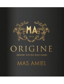 Mas Amiel - Origine 2010