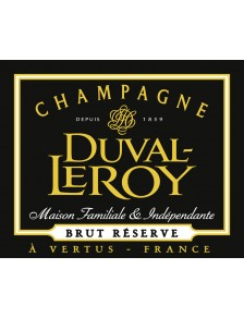 Champagne Duval-Leroy Brut (37.5cl)