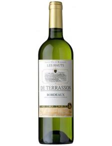 Les Hauts de Terrasson - Bordeaux Blanc 2015