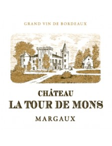 Château La Tour de Mons 2013