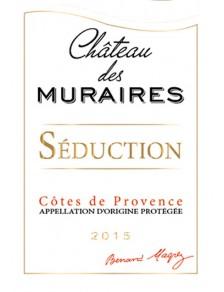 """Château des Muraires """"Séduction"""" 2016"""