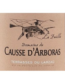 Domaine du Causse d'Arboras - La Faille 2014