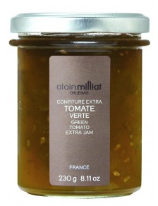 Confiture Tomate Verte 230g