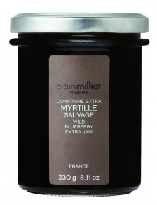 Confiture Myrtille Sauvage 230g