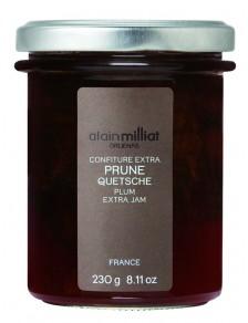 Confiture Prune Quetsche 230g