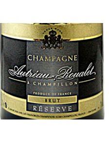 Champagne Autréau-Roualet Brut Réserve x6